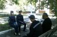 Священник провел беседу с осужденными ИК-4 УФСИН России по Саратовской области