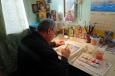 Осужденные Саратовской области приступили к подготовке работ для конкурса православной живописи «Явление»