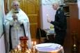 Осужденный СИЗО-1 УФСИН России по Саратовской области принял таинство крещения