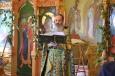 В День Святой Троицы в храме ОТБ-1 УФСИН России по Саратовской области прошла праздничная служба