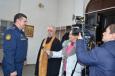 На телеканале «Россия-24» в программе «События Саратовской митрополии» вышел репортаж о храме ИК-33 УФСИН Росси по Саратовской области