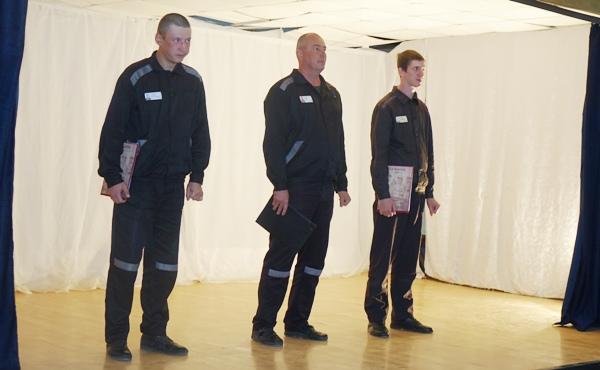 ИК-33 участники театральной постановки