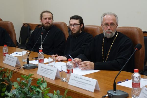 Представители духовенства