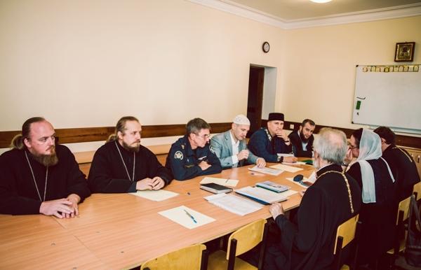 Заседание межрелигиозной группы