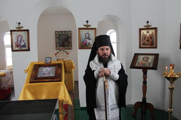 Проповедь в ЛИУ-3